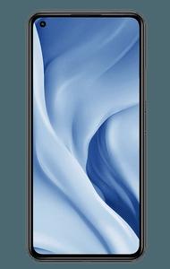 Xiaomi Mi 11 lite 5G - černý